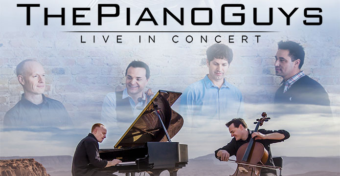 plano guys The piano guys have become a youtube sensation with their clever and inspiring takes on popular music and creative videos that accompany them from beethoven to adele, their eclectic mix of classical, film score, rock, and pop favorites resonate with audiences across generations and from all walks of life.