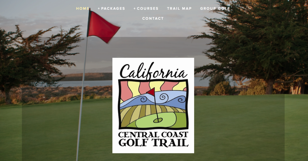 Central Coast Golf Trail