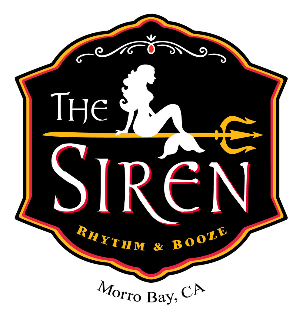 The siren big big slo located in the heart of morro bay at the historic former location of happy jacks and the fuel dock the siren is morro bays hottest new bar and live music biocorpaavc Images