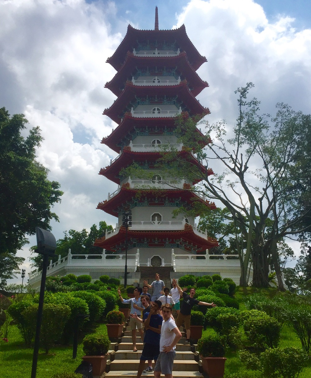 Cats Climb Pagodas: Part I