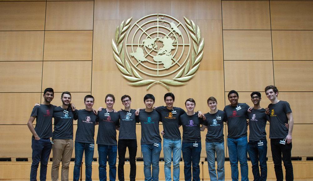 The United Nations in Geneva  (Spring 2017)