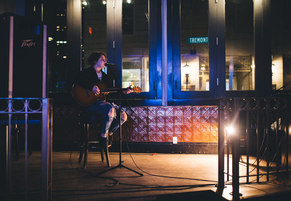 Molly Halpin - 6B Lounge Open Mic in Boston