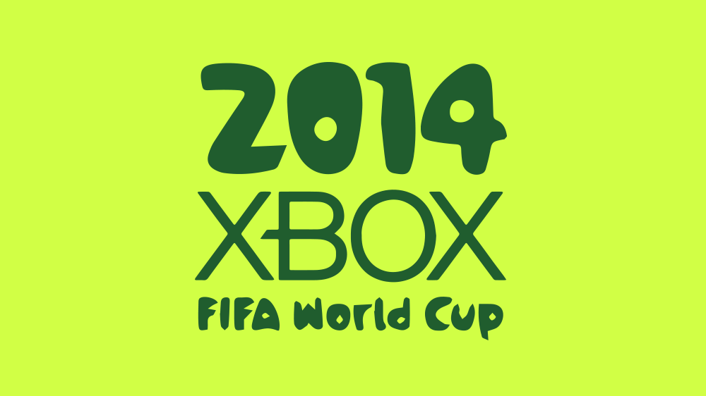 Concept for an Xbox World Cupduring the World Cup that waspitched to Microsoft.