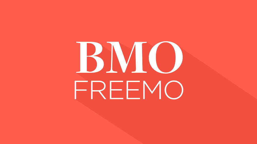 Ad conceptsfor Bank of Montreal that askedBMOto givecustomers things for free.