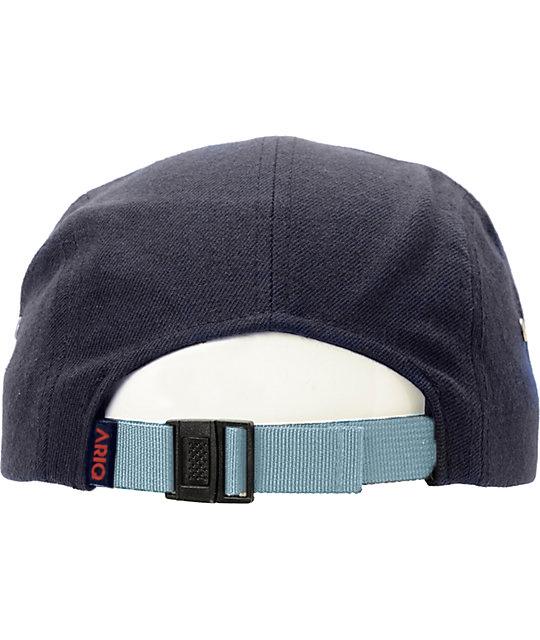 Camper Cap (Back)