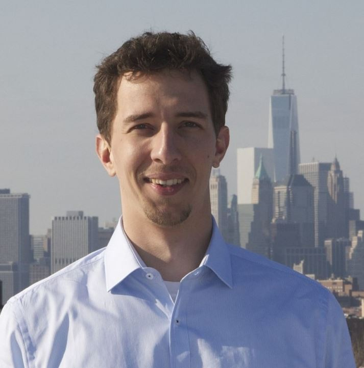Sven Kreiss - Data Scientist with a focus on Machine Learning and Computer Vision