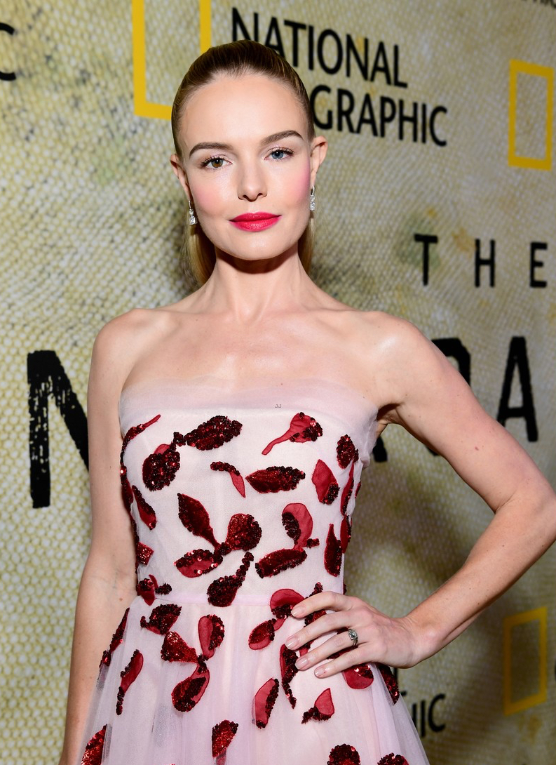 Nat Geo's 'The Long Road Home' Premiere with the lovely Kate Bosworth 2017