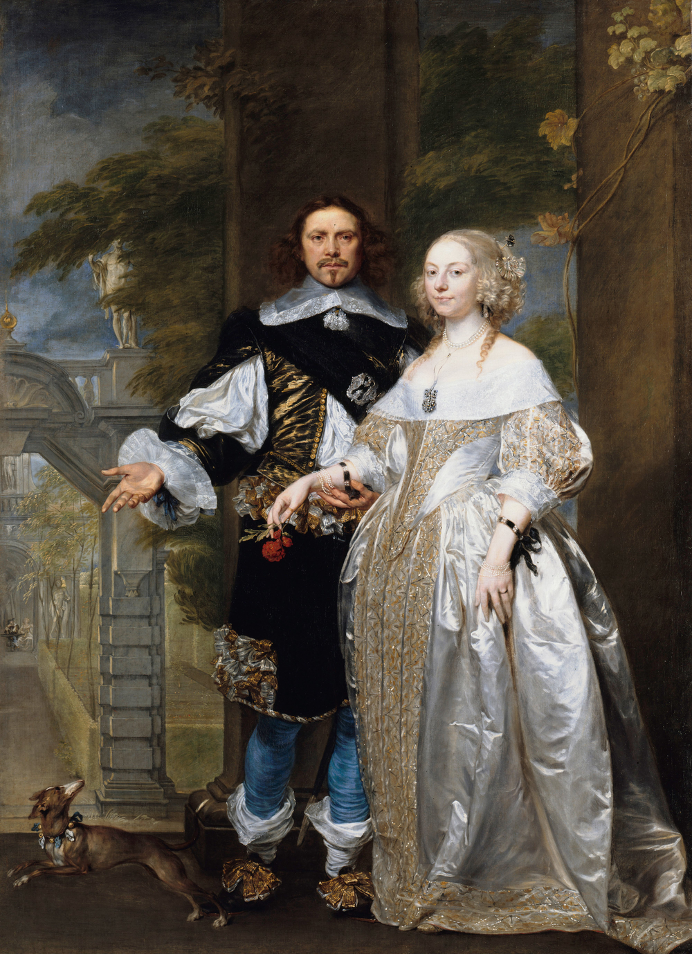 Coques_(attributed)_-_Portrait_of_a_Married_Couple_in_the_Park_-_Google_Art_Project.jpg