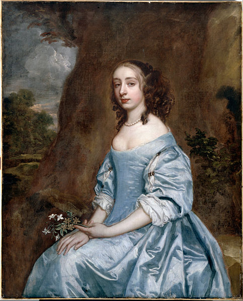 483px-Lely,_Sir_Peter_-_Portrait_of_a_Lady_in_Blue_holding_a_Flower_-_Google_Art_Project.jpg