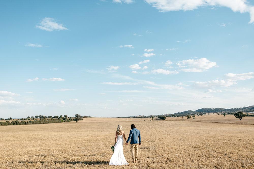 HANNAH + CHRIS - WAGGA WAGGA, NSW