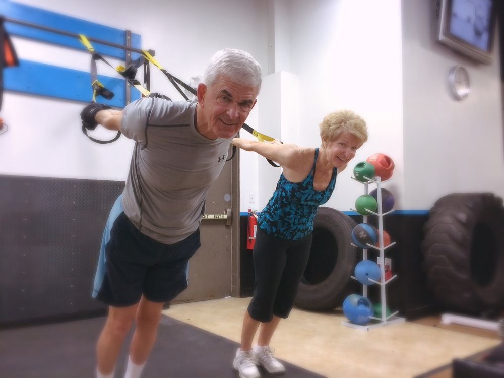 Senior Fitness Training
