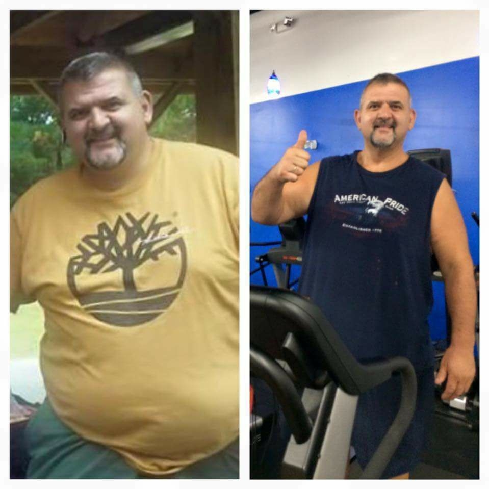 Nestor has lost 100lbs since joining XP Fitness!!