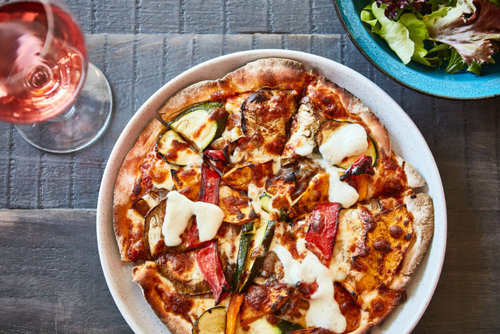 Image result for Organic Pizza