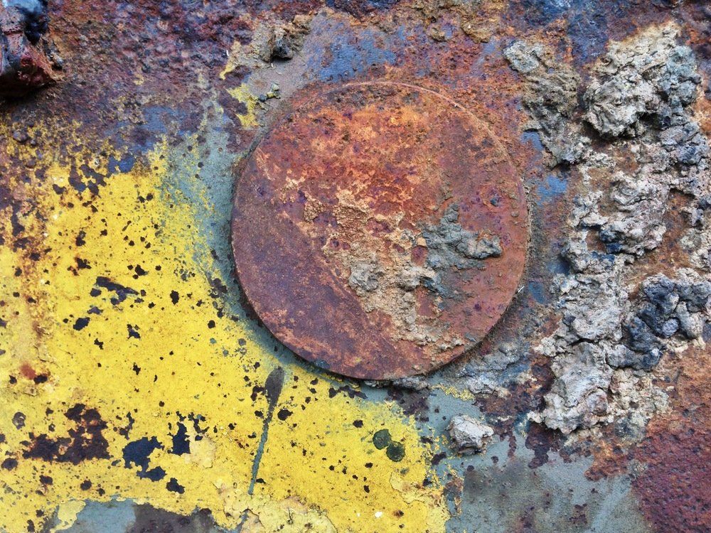 Colour and Rust, Madeline Young