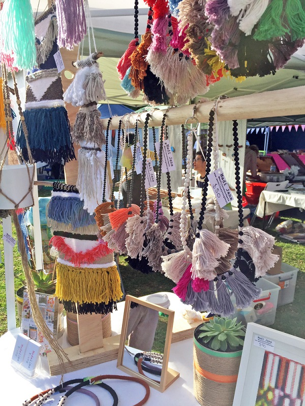 Madeline Young Handmade Market Stall