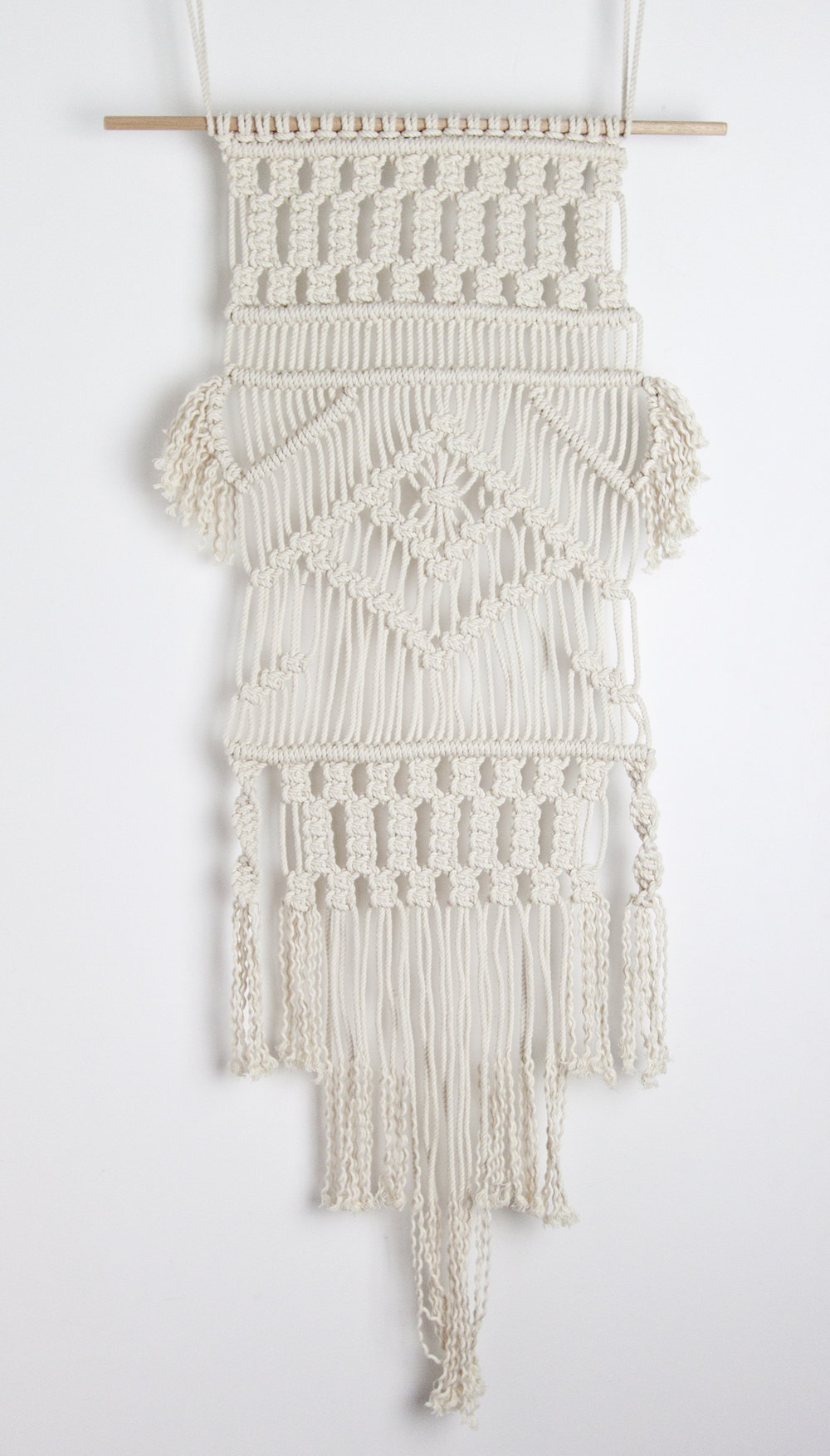 Macrame Workshop with Madi Young