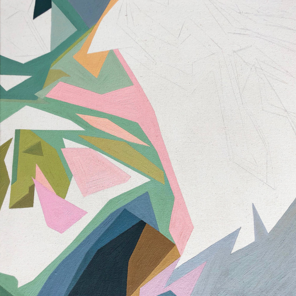 Madeline Young, Australian Artist - Work in Progress