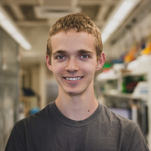 Evan Witt (2013-2016) PhD student in Biomedical Sciences Rockefeller University