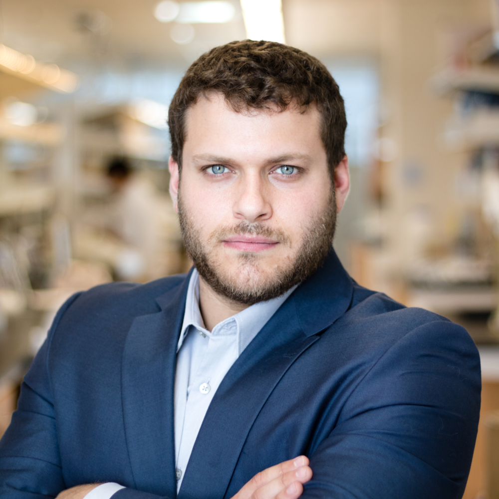 Nick Goldner, PhD  (2015-2018) CEO at Viosera Therapeutics  nkgoldner [at] wustl.edu