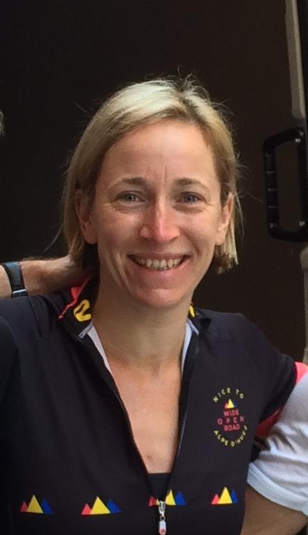 Clare Holdsworth