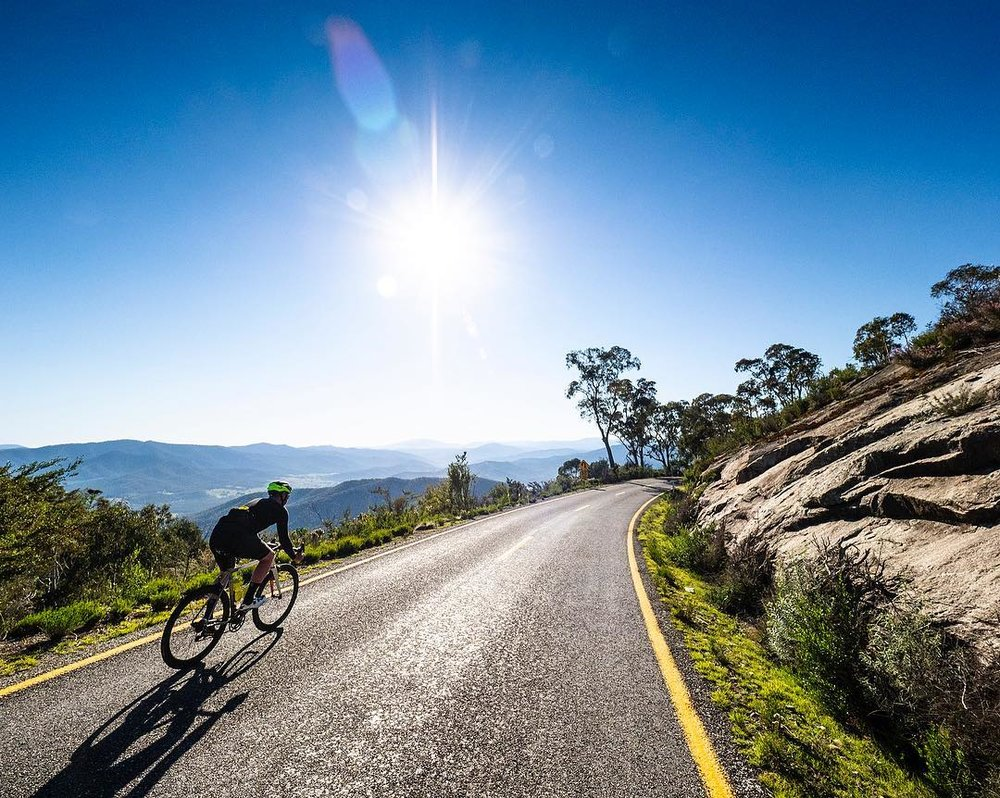 Mt Buffalo in the morning light. Photo: Beardy McBeardy