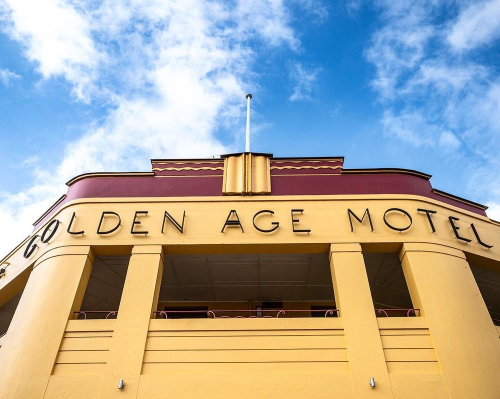 The Golden Age Motel, Omeo