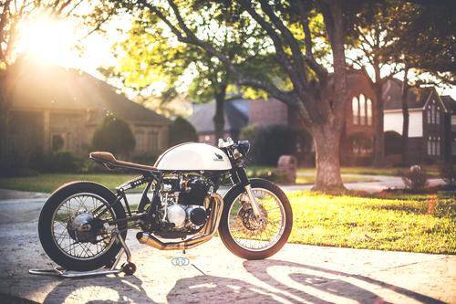suspension & chassis — kinetic motorcycles