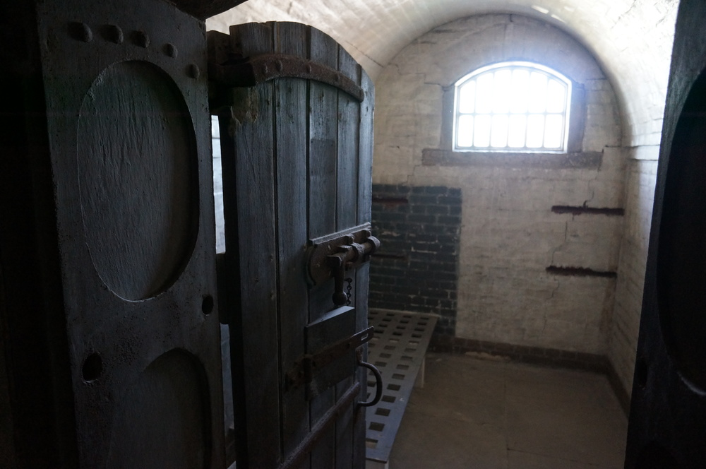Canterbury City Gaol Cell