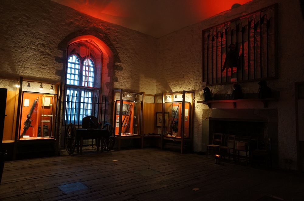 Events in the Tower Westgate Canterbury