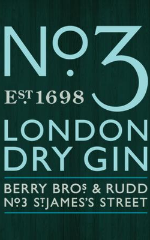 bbr no3 dry gin