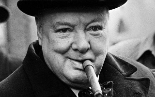 winston churchill drinking quotes
