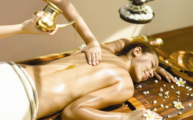 kerala massage relaxation