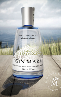 gin mare tonic