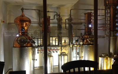 bar of the week city distillery