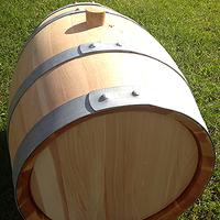 Herno's Juniper wood cask