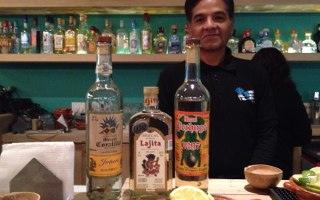 A Mexican Standoff: Three bottles of mezcal. Which one to shoot first?
