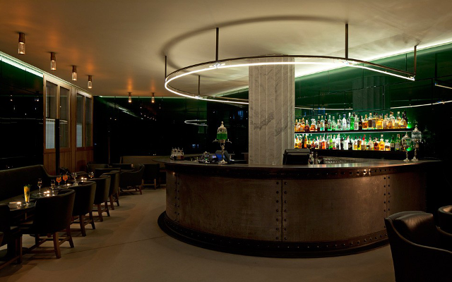 You can still taste a Margarita of a different name at the Café Royal Hotel's Green Bar on Regent Street