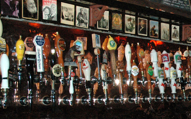 Some pubs in the US have hundreds of beer on tap. Their UK counterparts could soon follow suit.