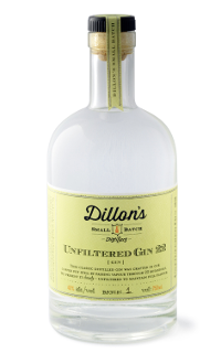 Dillon's unfiltered gin