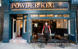 powder keg bar