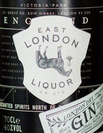 east liquor london gin