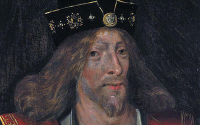 James I, King of Scots: also the first Makar?