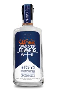 warner edwards gin