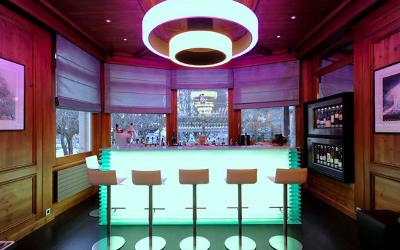 chamonix quartz bar