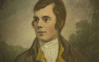 burns night drinking poems
