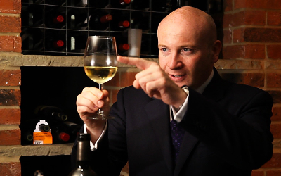Does this sommelier really know what he's talking about?