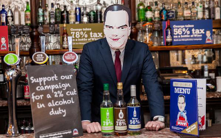 Drop the Duty Campaign calling on George Osborne to give pubs a fair chance.