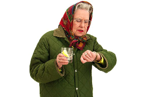 queen gin