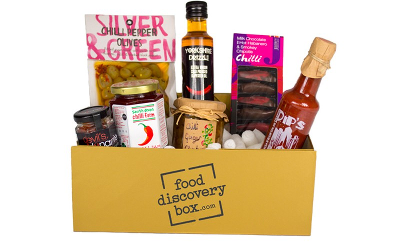 food discovery box
