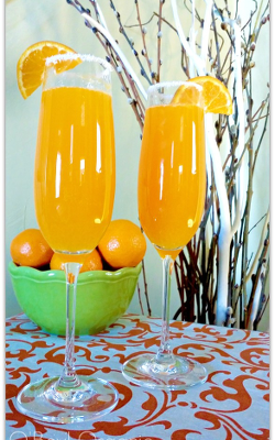 fizzy bunny easter mimosa